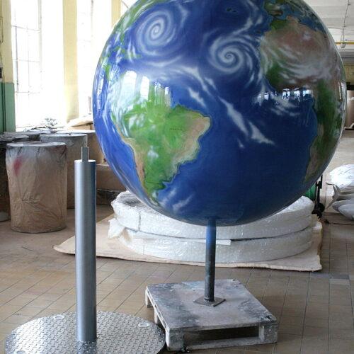 podstawa globusa
