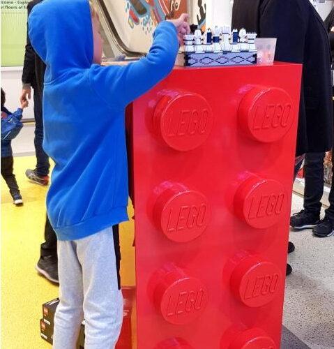 klocek lego Berlin