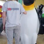 wielki pingwin figura