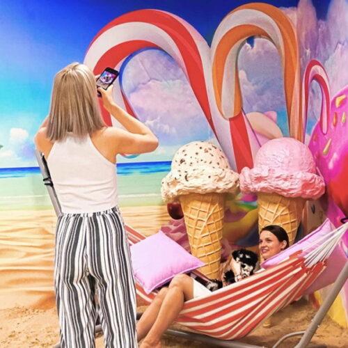gelato lody reklamowe