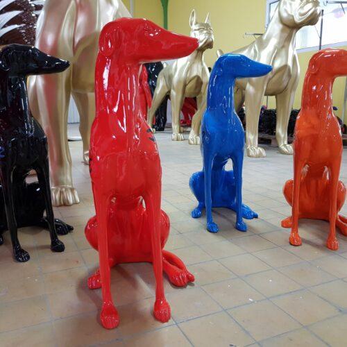 figura pies greyhound