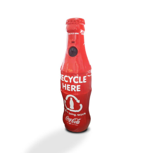 śmietnik coca cola