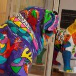 big english bulldog pop-art 1